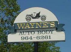Wayne's Auto Body