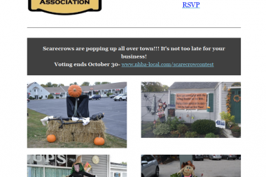 NHBA October Newsletter