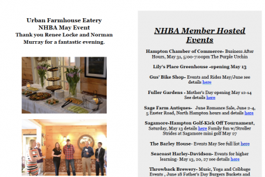 May 2017 Newsletter | North Hampton Business Association