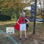 RB Allen | Scarecrows of the Seacoast Contest by North Hampton Business Association