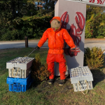 Al's Seafood | Scarecrows of the Seacoast Contest by North Hampton Business Association
