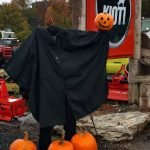 Route One Tractor | Scarecrows of the Seacoast Contest by North Hampton Business Association