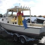 Ipswich Bay Yacht Sales | Scarecrows of the Seacoast Contest by North Hampton Business Association
