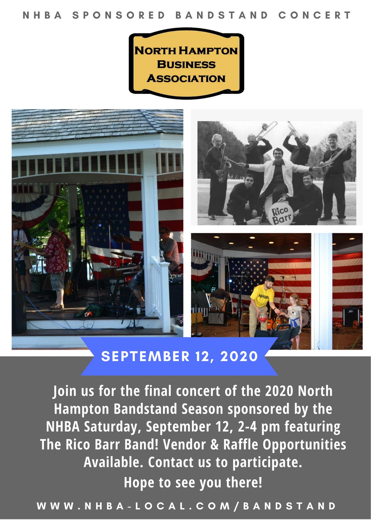 NHBA Bandstand 2020
