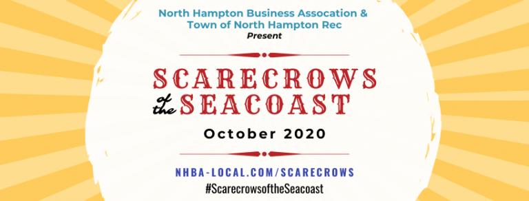 Scarecrows of the Seacoast | #scarecrowsoftheseacoast
