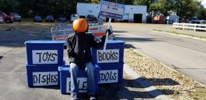 Rt 1 Self Storage Scarecrows of the Seacoast 2020