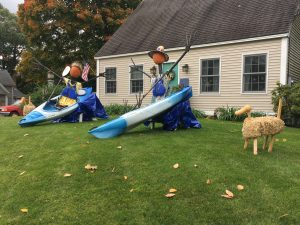 Scarecrows of the Seacoast