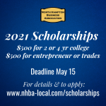 NHBA Scholarships 2021